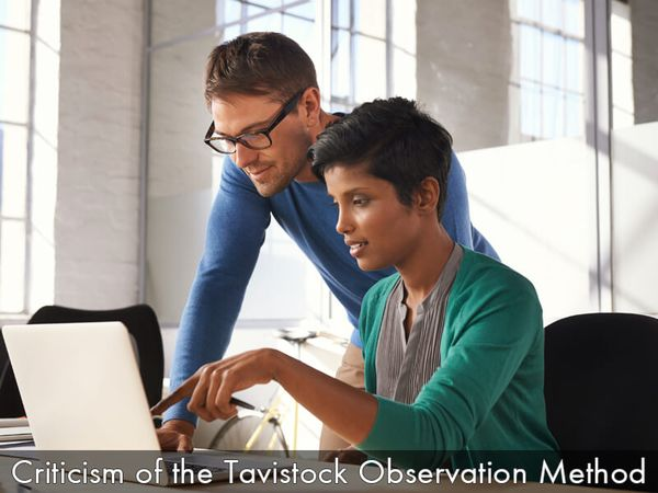 Criticism of the Tavistock Observation Method